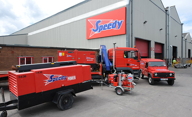 NIC Secures Contract with Speedy Services
