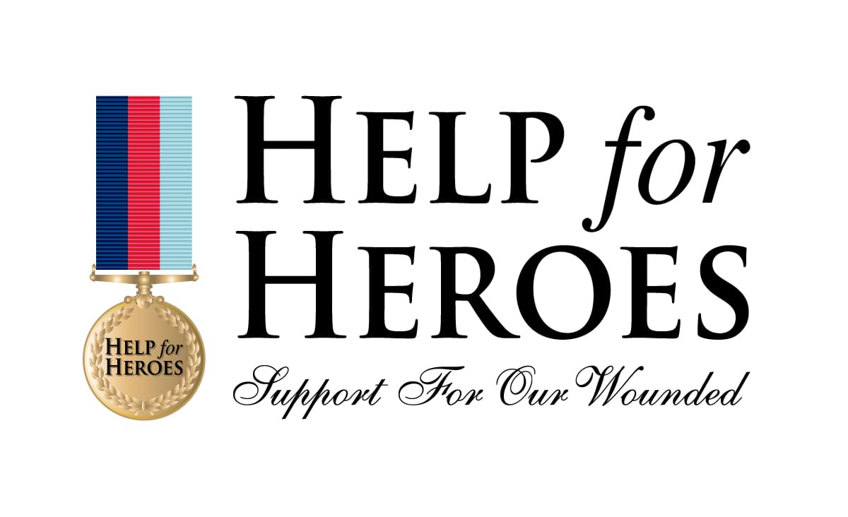 NIC showing their support to Help for Heroes