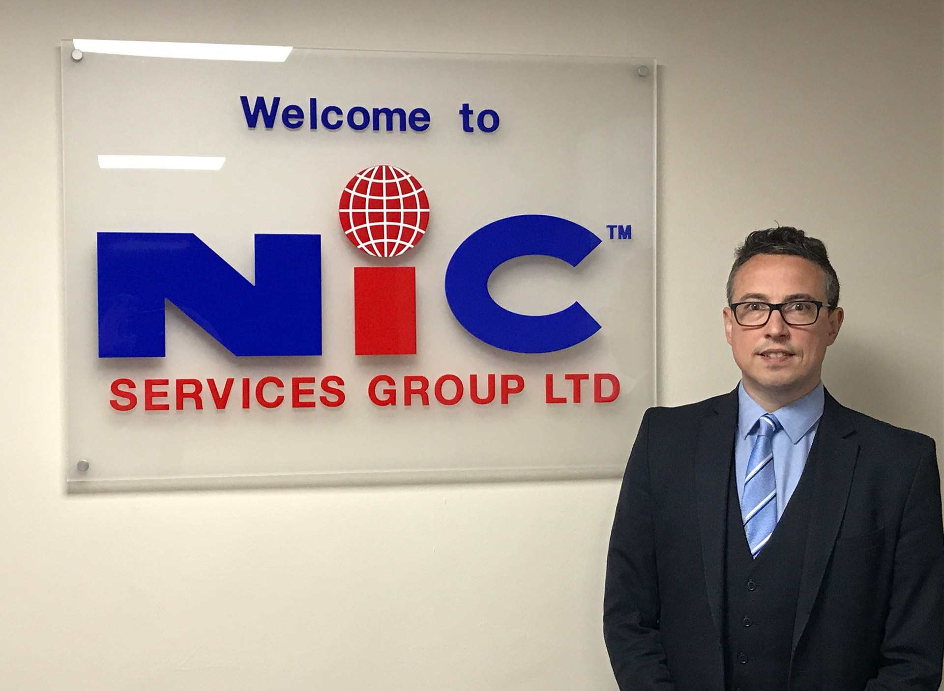 Gavin Glossop promoted to Facilities Services Director