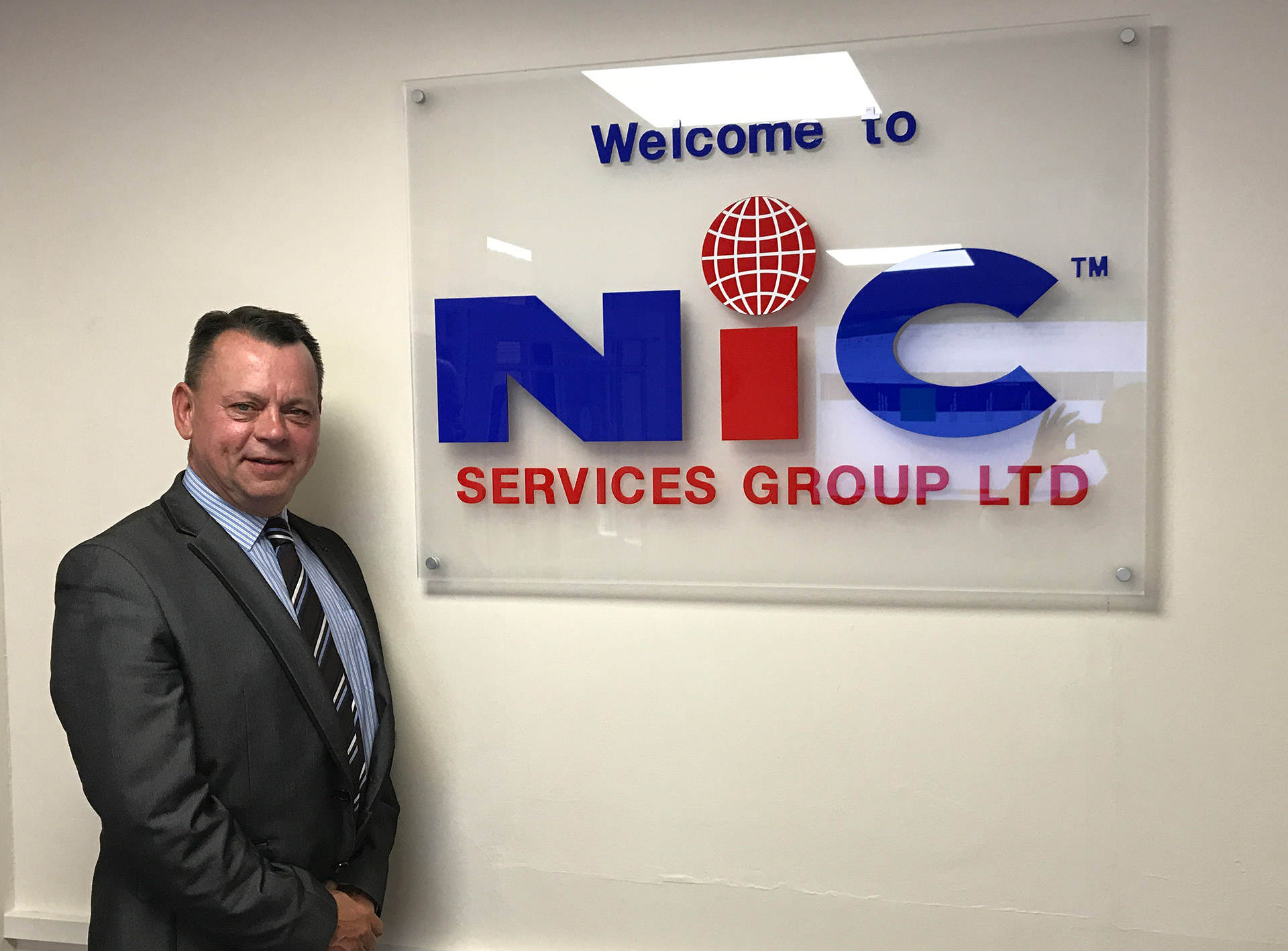 NIC Promotes Ken Atherton to Main Board Director
